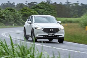 2017 Mazda CX-5 Maxx Sport FWD Quick Review