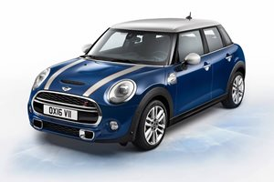 2017 Mini Seven special edition released for Oz