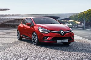 2017 Renault Clio pricing and specifications