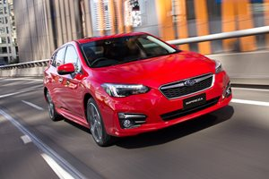 2017 Subaru Impreza 2.0i-S Quick Review