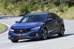 2017 Honda Civic Hatch price and features