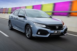 Honda Civic Hatch Quick Review