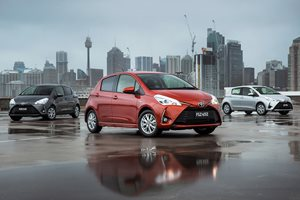 2017 Toyota Yaris: Which spec is best