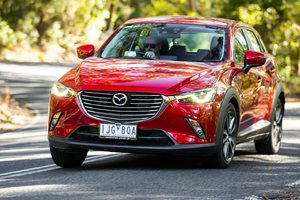 2017 Mazda CX-3 Review