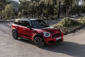 2017 Mini Countryman JCW