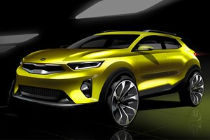 Kia Stonic: new compact SUV named and previewed, but not for Oz