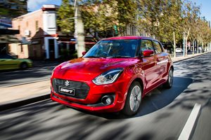 2017 Suzuki Swift price and features