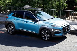 2017 Hyundai Kona baby SUV to fight Mazda CX-3