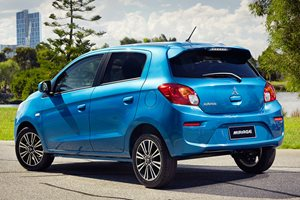2017 Mitsubishi Mirage Review