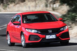 2017 Honda Civic VTi Hatch