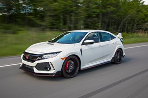 2018 Honda Civic Type R pricing and features