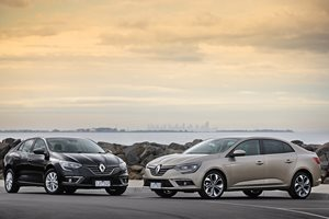 Renault Australia announces range-wide driveaway pricing for 2017 Megane