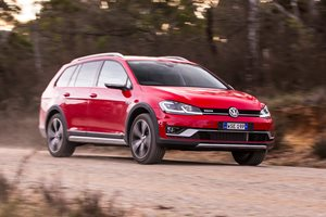 2018 Volkswagen Golf Alltrack quick review