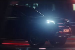 2018 Mercedes-Benz X-Class ute teased ahead of next week's reveal