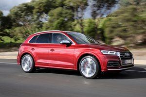 2017 Audi SQ5 quick review