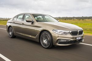 2017 BMW 530d quick review