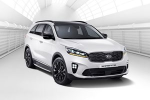 2018 Kia Sorento revealed in Korea