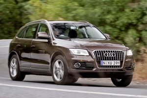 2014-2016 Audi Q5 and SQ5 review