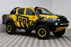 Toyota Hilux Tonka Concept replica for sale