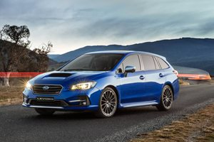 2018 Subaru Levorg price and features – range expands with new 1.6 turbo