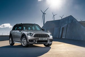 Mini Countryman plug-in hybrid set to get the green light