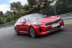Kia announces V6 Stinger pricing, starts from $49k