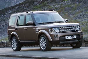 2015-2017 Land Rover Discovery Review
