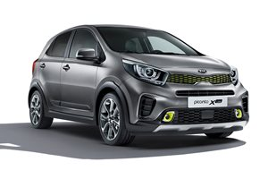 2017 Frankfurt Motor Show: Kia Picanto gets SUV treatment with X-Line variant