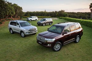 2017 Toyota LandCruiser 200: Which spec is best?