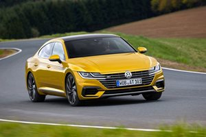 2018 Volkswagen Arteon R-Line pricing announced