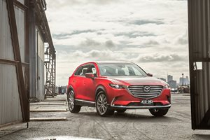 2018 Mazda CX-9 GT AWD quick review