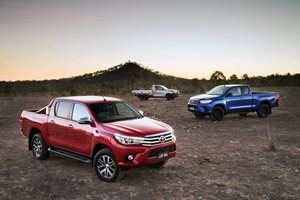 2017 Toyota Hilux SR5 4x2 revealed as part of range shake-up