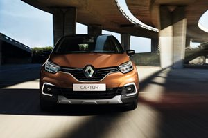 2018 Renault Captur pricing and specifications