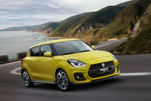 Suzuki Swift Sport confirmed for Q1 2018 Australian arrival