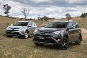 2018 Toyota RAV4: Active safety now standard across all models
