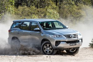 2018 Toyota Fortuner Review