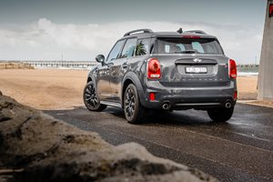 2017 Mini Countryman Cooper SD All4 long-term review, part three
