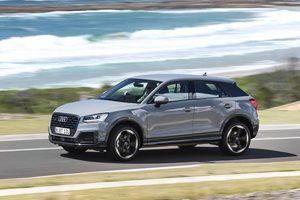 2018 Audi Q2: 2.0 TFSI quattro Sport joins the range