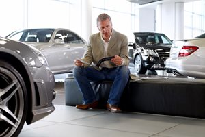 car dealer options