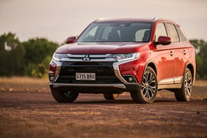 2018 Mitsubishi Outlander prices dropped, range revised