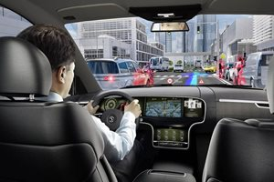 Car makers start to bring virtual world into the real one