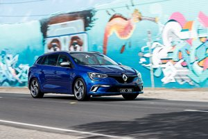 2017 Renault Megane GT Wagon long-term review part one