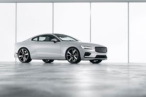Polestar One to launch Volvos standalone performance brand
