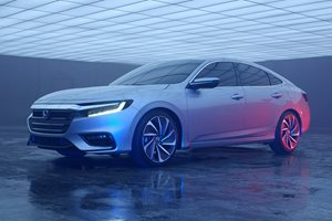 Next-gen Honda Insight to make mainstream shift