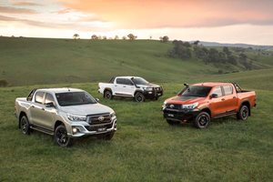 2018 Toyota HiLux range to gain three enthusiast-grade variants