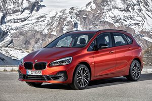 2018 BMW 2 Series Active Tourer receives engine aesthetic updates