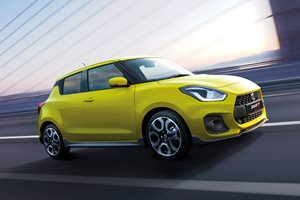 2018 Suzuki Swift Sport price and features announced