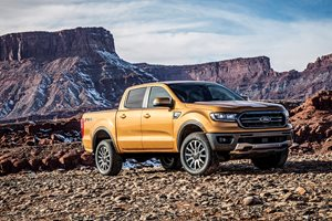 2019 Ford Ranger revealed at Detroit Motor Show