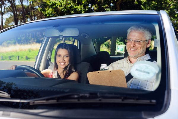 The case for professional driving instructors