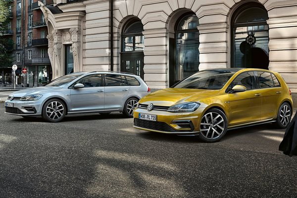 2017 Volkswagen Golf 7.5